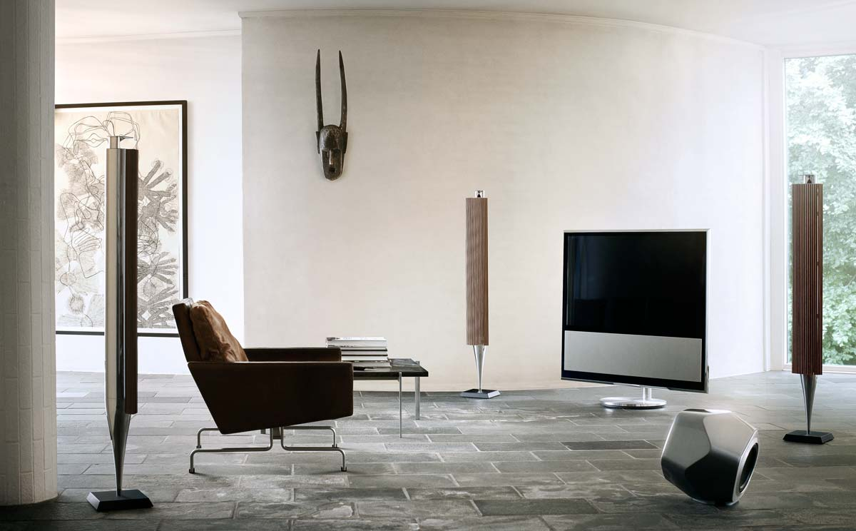 Bang Amp Olufsen Rivierenland BeoLab 18