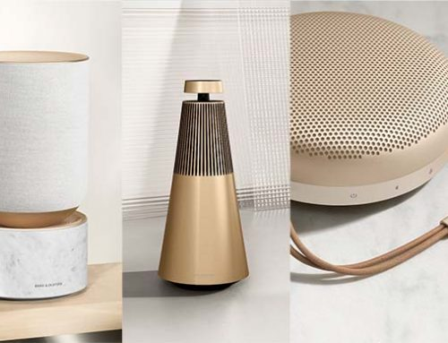 Bang & Olufsen Introduceert de Golden Collection